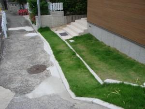 前庭のリガーデン