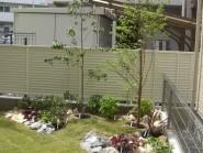 花壇・植栽・坪庭