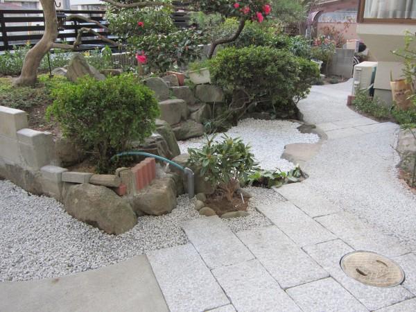見て触れて楽しめるお庭へ~リガーデン~