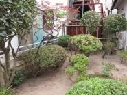 前庭・裏庭のリガーデン